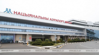 Modernization of Minsk National Airport terminal to end in early 2020