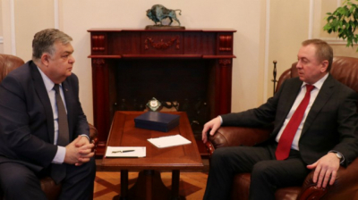 Belarus-Azerbaijan economic cooperation discussed in Minsk