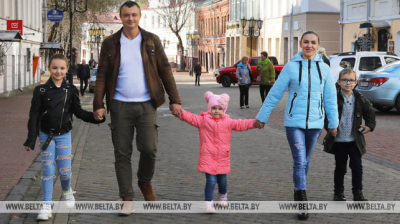 Family capital deposits worth $783.3m opened in Belarus